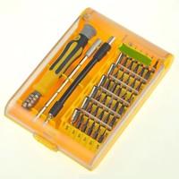 Set Of 32Pcs Screwdriver Driver Bit Socket Set Repair Tool Kit With Magnetic Universal Holder