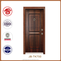 High quality cheap price armored door steel security doors residential