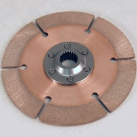 Sintered Clutch Disc for Heavy duty or racing car