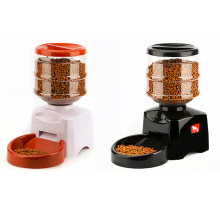 5.5l Tela LCD Gravação de Voz Inteligente Automatic <span class=keywords><strong>Pet</strong></span> Feeder Bowl