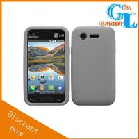 0.3mm Ultra Thin Cell Phone Case ForLG Optimus Zone 2 L34C Fuel