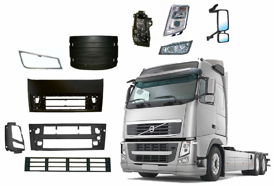 Volvo Truck Parts >> For Volvo Fh12 Fm Trucks Body Spare Parts With High Quality View