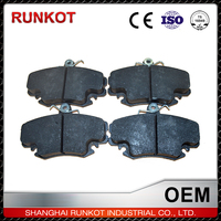 2016 New Design Car Accessories Disc Brakes And Pads