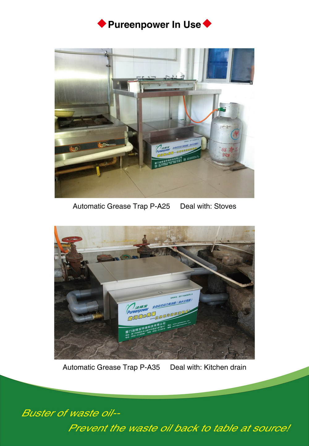 Commercial Kitchen Grease Removal Device - Buy Grease Removal  Device,Kitchen Grease Removal Device Product on Alibaba.com
