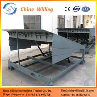 5-20t Adjustable Leveling Platform,Dock Leveling Ramp