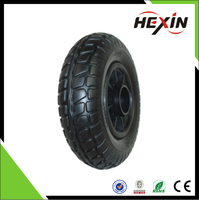 2016 High Quality Scooter Tire , Scooter Wheel , PU Solid Front Tyre