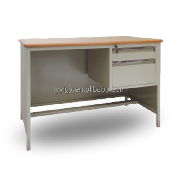 Widely Used Thailand Stainless Steel Computer Iron Desk Modern ...