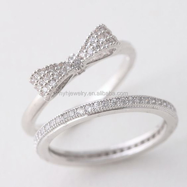 wedding size zircon i austria engagement crystal sa ring plated buy rings xl diamond bow finger en cz gold item