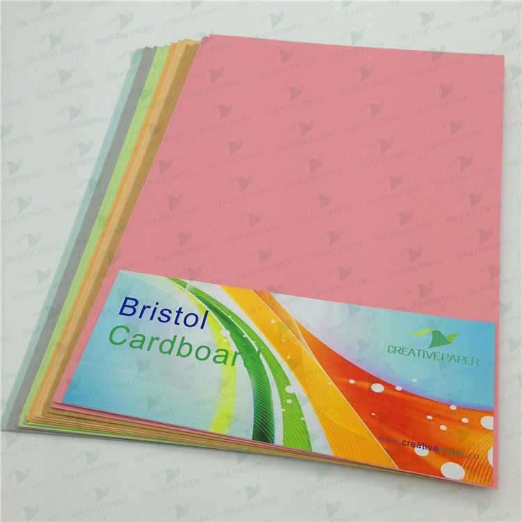 China High Quality Color Bristol Paper Amp Cardboard For