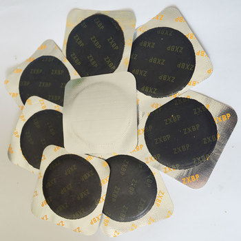 Multi Size Vulcanizing Tire Patches
