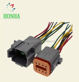 Deutsch Dt06-8s Dt04-8p 8 Pin Gearbox Electrical Connector With Cable on sample wire harness, 12 pin wire harness, 3 pin wire harness, din wire harness, 7 pin wire harness, 4 pin wire harness, 5 pin wire harness, 10 pin wire harness, 20 pin wire harness, jvc car stereo wiring harness, 14 pin wire harness, 26 pin wire harness, power wire harness, receiver wire harness, 6 pin wire harness, 2 pole wire harness, 2 pin wire harness,