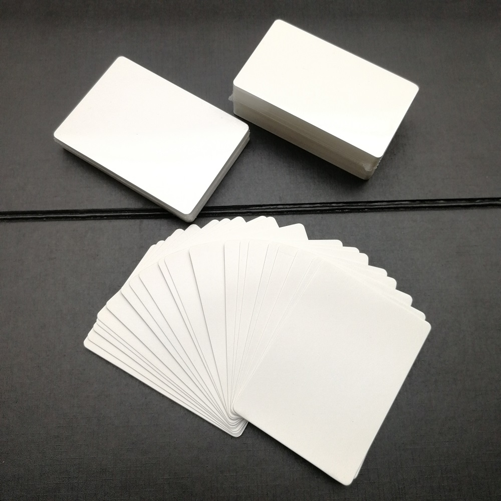 custom made blank playing cards deck for card game board