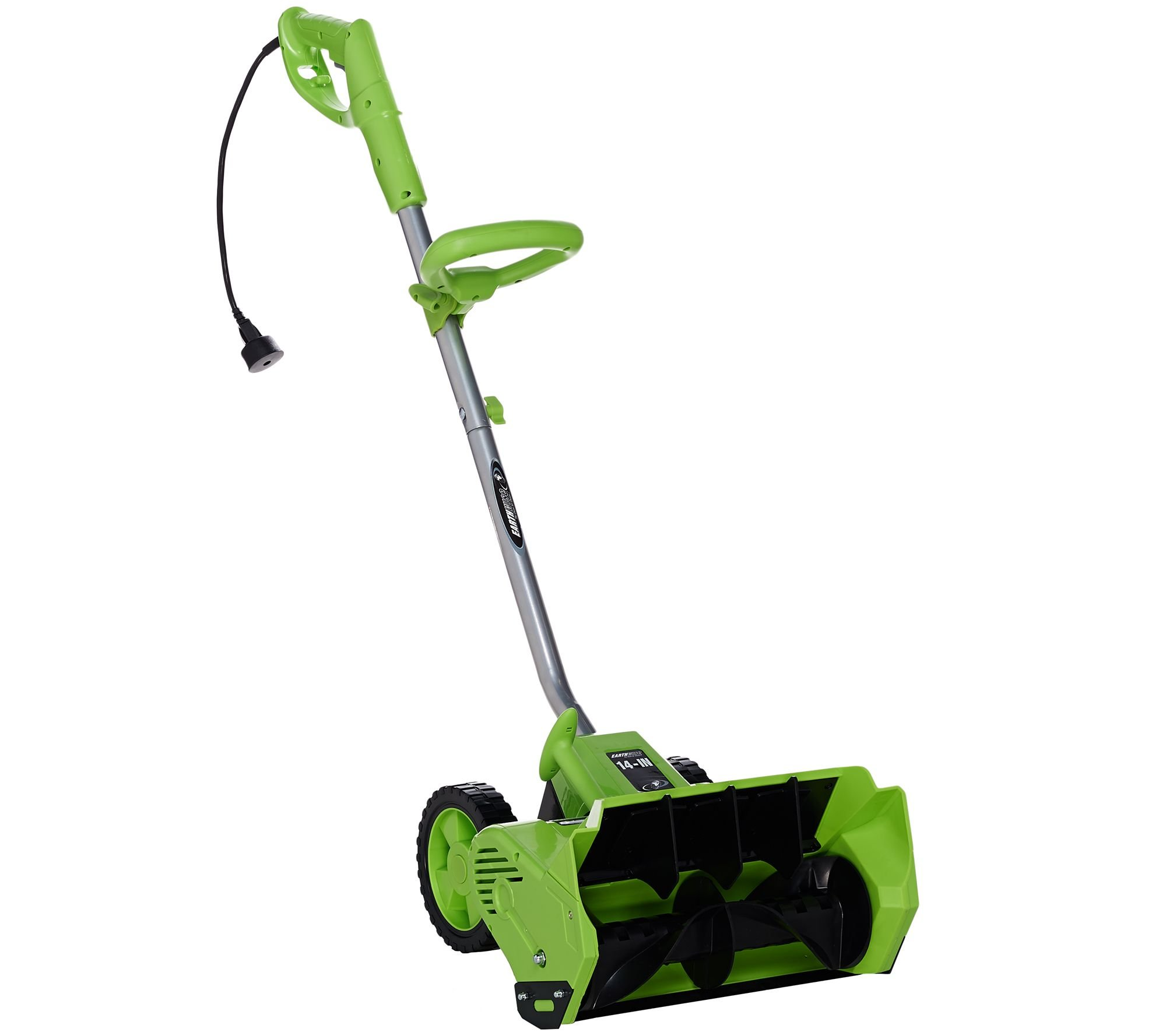 "Earthwise Snow Thrower Snow Shovel 12 AMP Corded Electric 14"" - Assorted Colors"