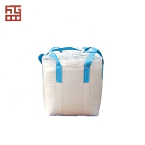 China Factory Price 100% New Material 1 Ton Pp Bulk Bag Woven Big Bag Jumbo Bags