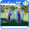 HI Top Quality bubble ball for football, glass bubble ball ,crystal glass body zorb ball