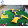 Aqua inflatable water game inflatable jumping trampoline