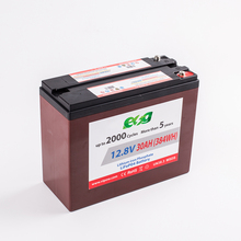 12 v 40ah lifepo4 cellule prismatique de cycle profond de <span class=keywords><strong>batterie</strong></span> d'<span class=keywords><strong>ion</strong></span> de <span class=keywords><strong>lithium</strong></span>