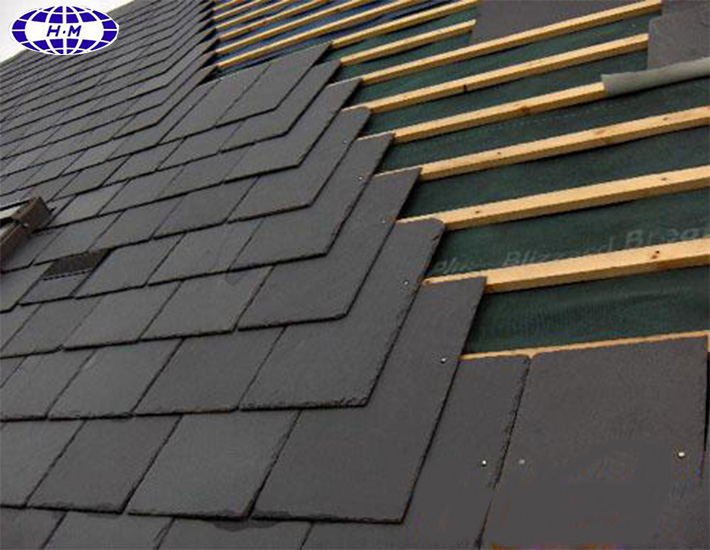 Chinese Stone Cheap Price Black Roof Slate Tiles