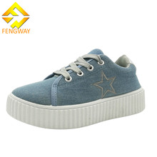 Newest design canvas kids casual shoes sneakers
