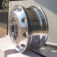 High Quality 215/85r16 Rim 16x5.5 Alloy Forged Aluminum Wheel Rims ...