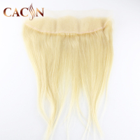 Raw silky cuticle aligned indian raw virgin indian hair full transparent french lace frontal 13x6 straight