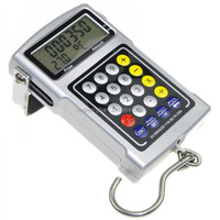 multifunction electronic fish hook 7-in-1 weighing counting hanging scale