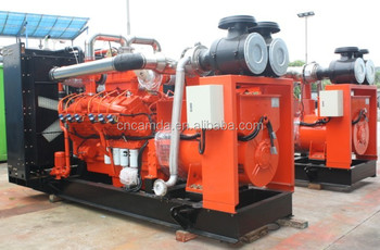 20kw 500kw New Energy Natural Gas Engine Biomass Gas
