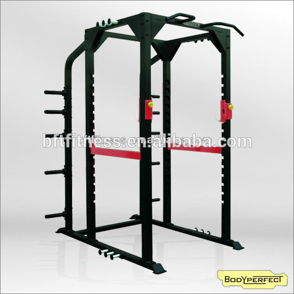 Power Rack Gym Equipment Names and Picture