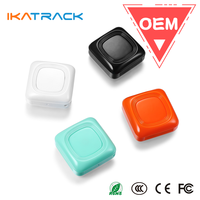 Mini GPS Tracker SOS two ways calling, laptop iOS&android App Tracking