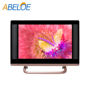 15 Inch 1024x768 White HD Color TV Set Mini 720p HD Televisions