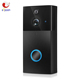 Wireless WiFi Video Doorbell 720P HD Ring Doorbell Camera Night Vision Two-way Audio Phone Remote PIR Motion
