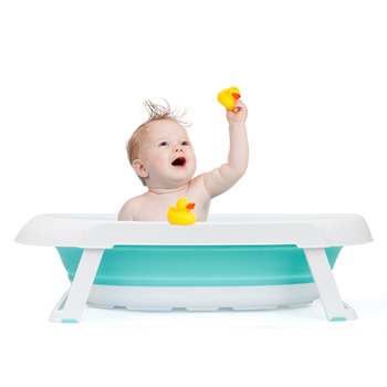 Good quality Plastic PP baby bathtub foldable mini bath tub with prices