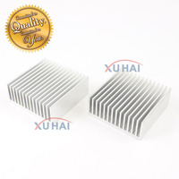 Aluminum Heat Sink Extruded Led Heatsink Extrusion Cooling Fin
