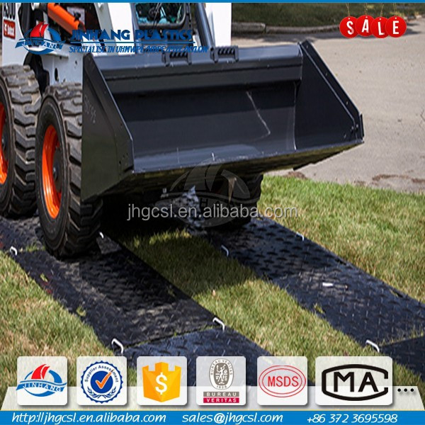 Jinhang Plastics temporary roadways of ground protection