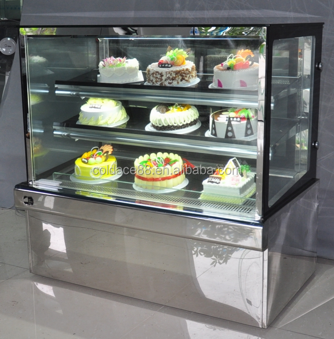 Glass Bakery Display Cabinet, Glass Bakery Display Cabinet ...
