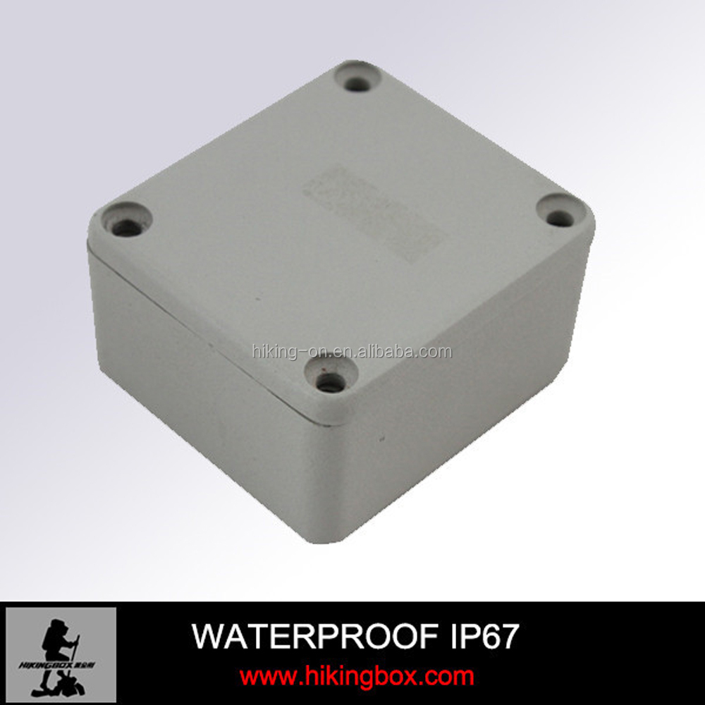 IP67 small aluminium die casting enclosure HAE018