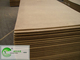 2.5mm/3mm HDF waterproof embossed hardboard for Decoration from manufacturer