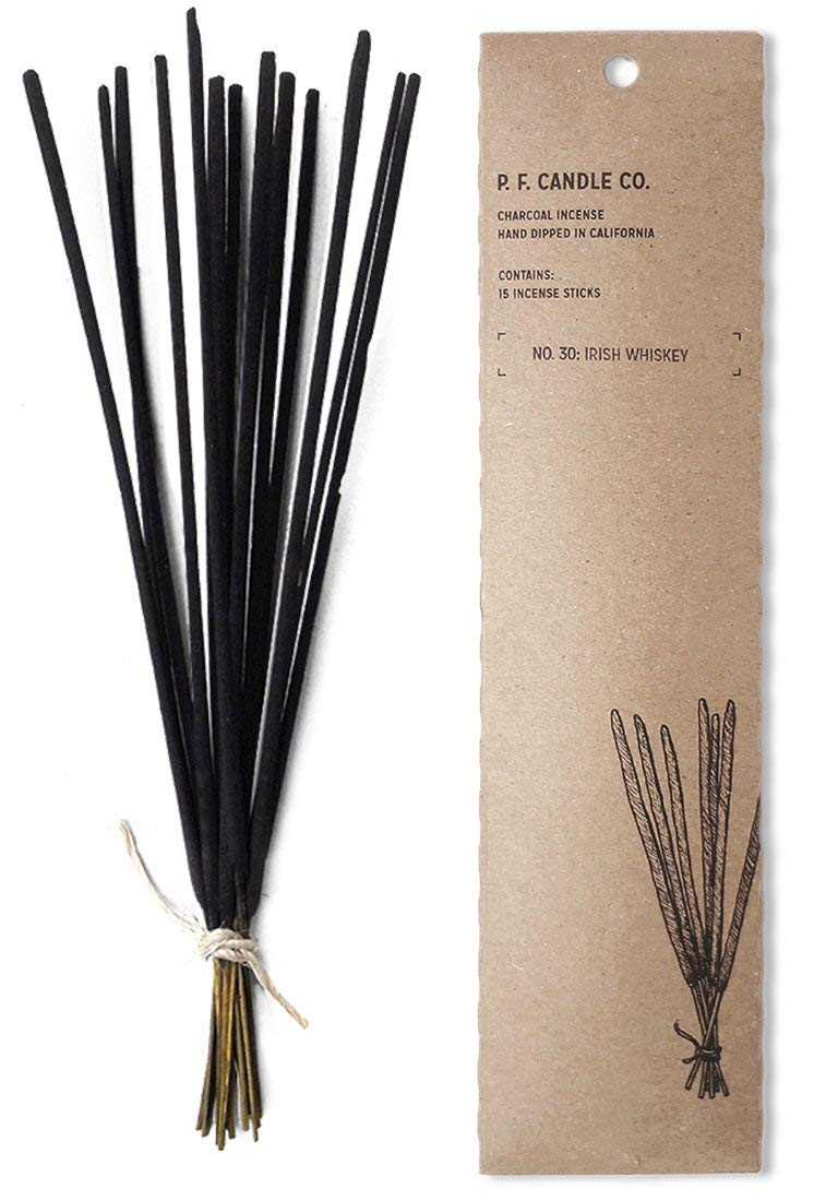 P.F. Candle Co. No. 30: Irish Whiskey Incense (2-Pack)