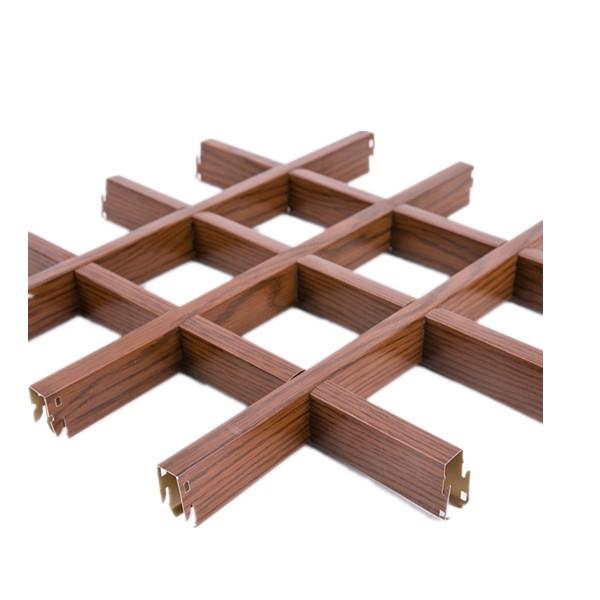 Wood Patterns Aluminum Honeycomb Core Sandwich Panel For