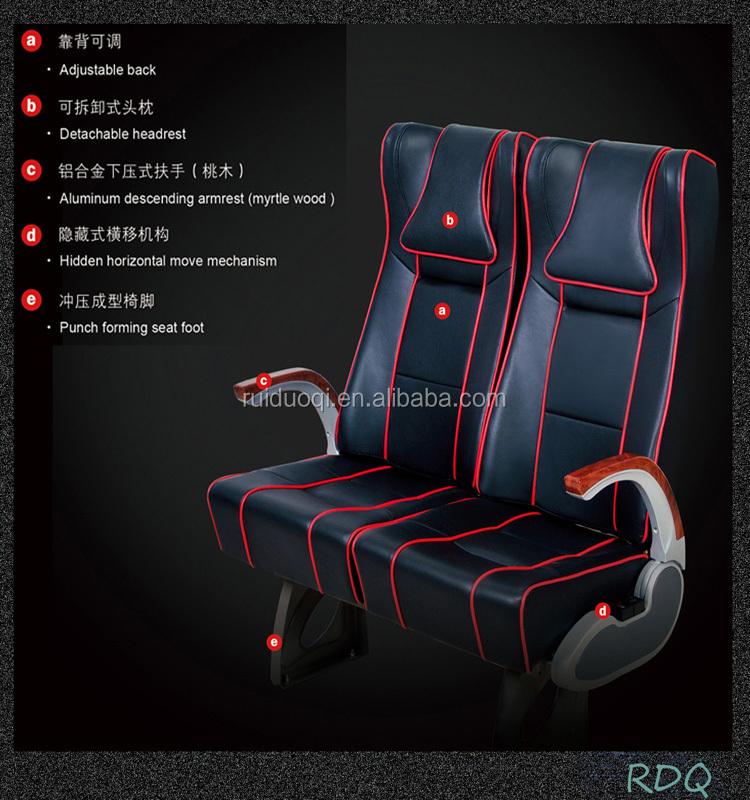Quality used bus seat for city buses yutong zhongtong buses