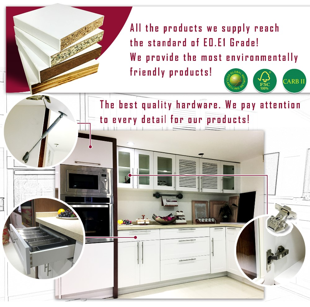 Kitchen Pantry Sri Lanka: Durable Used Kitchen Cabinets Modern White Pantry