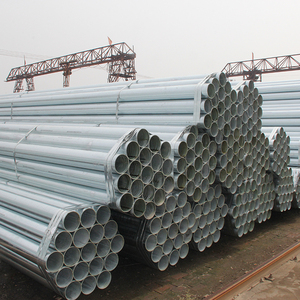Factory Direct Sale Non Alloy Bs Astm A53 Galvanized Steel Pipe