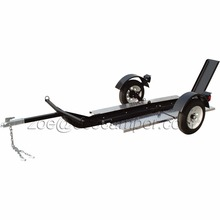 Folding Motorcycle Hauler Trailer for Sale