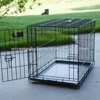 Pet cage welded wire mesh fencing