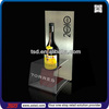 TSD-A170 Custom acrylic wine bottle display stand,wine liquor display holder,wine display fixture