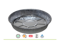 Widely used and good price round aluminum foil container