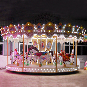carousel mechanism/carousel music box/carousel musical toy