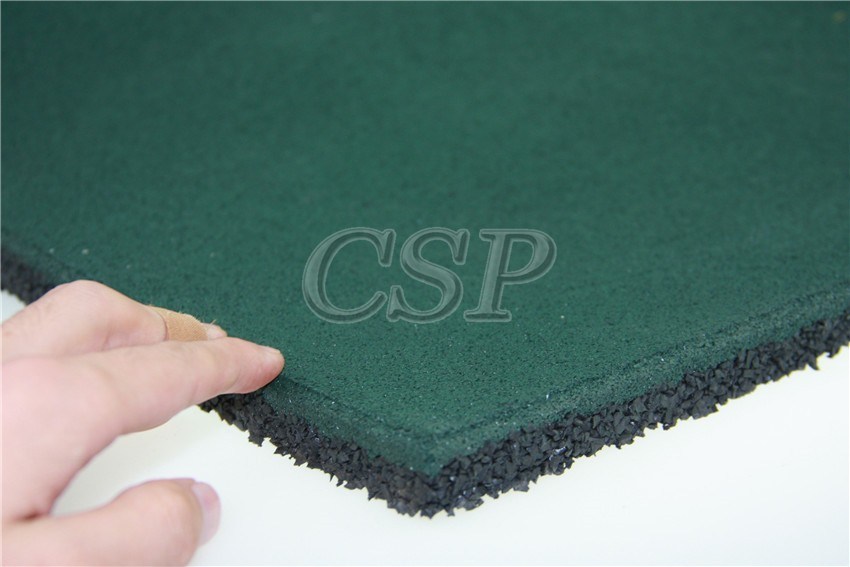 1 Inch Thick Rubber Mat For Kids School Playground Buy