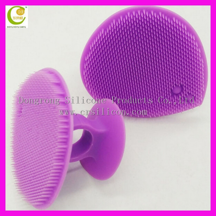 Soft Silicone Brush Best Quality Facial Massager Mini