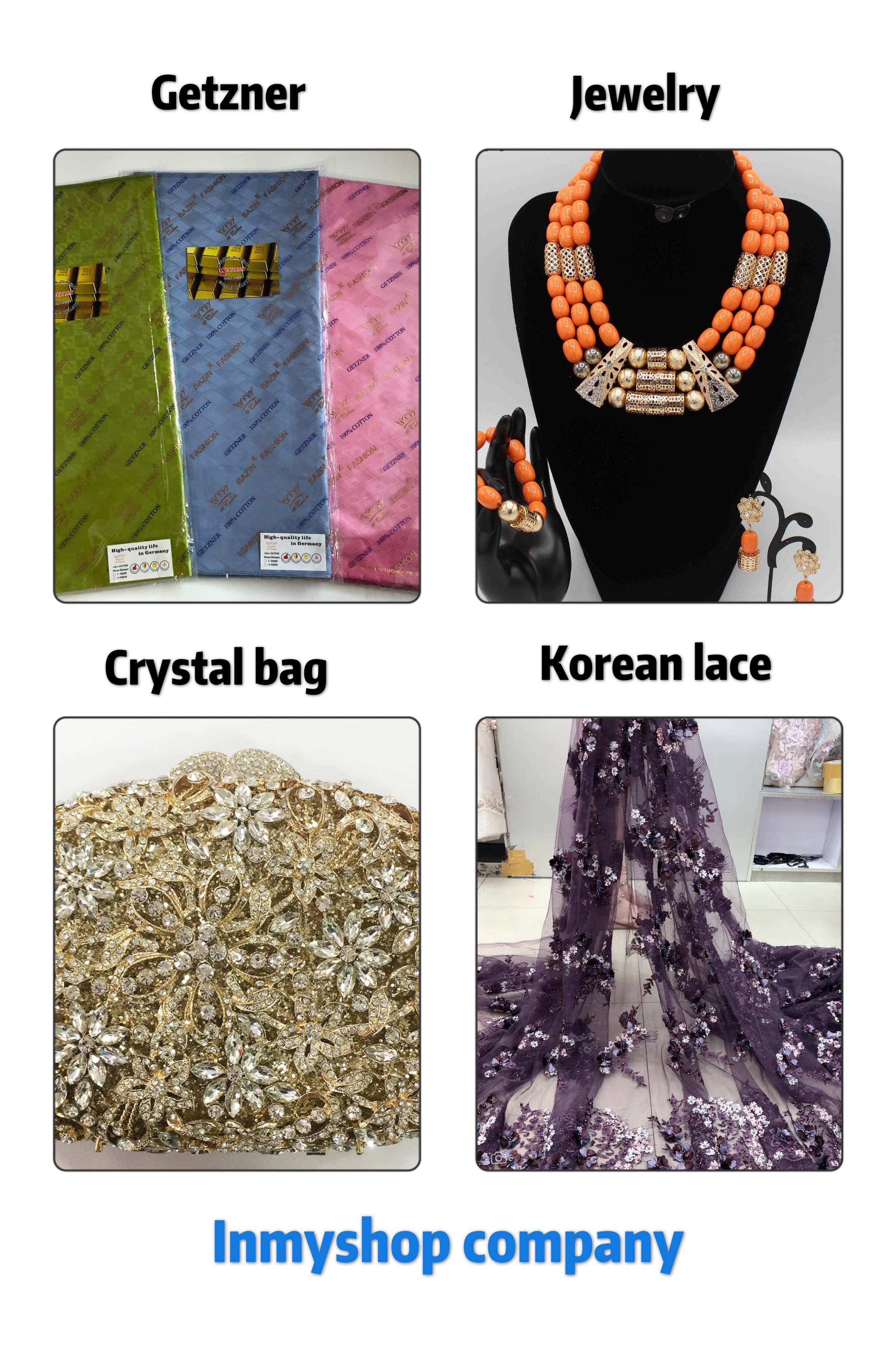 Top sale embroidery with sego headtie african gele for women wedding